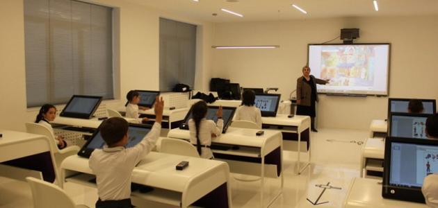 أثر التكنولوجيا على التعليم - موضوع