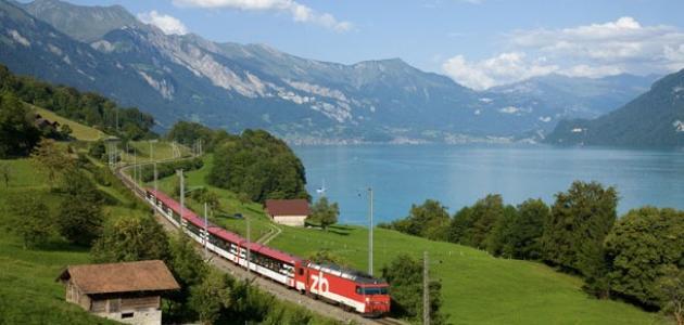 معلومات عن سويسرا