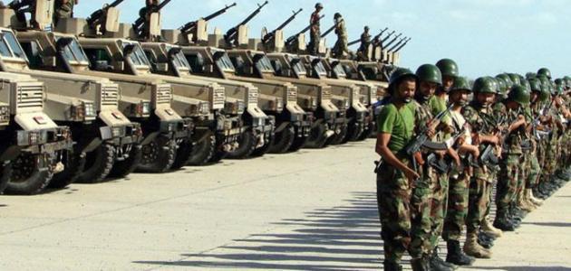 أقوى جيش في العالم
