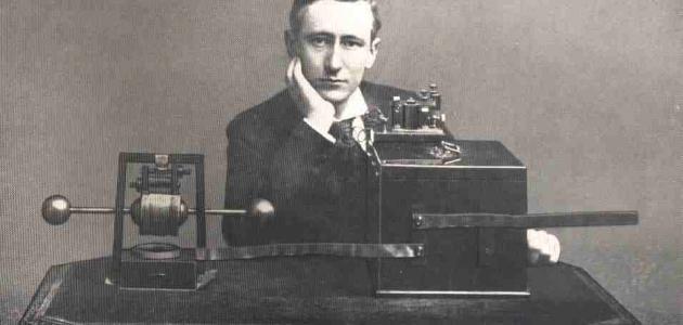 من هو مخترع المذياع