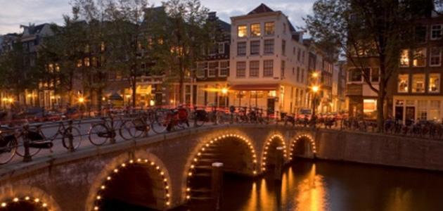 معلومات عن هولندا