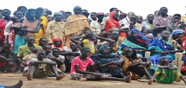 كم عدد سكان السودان