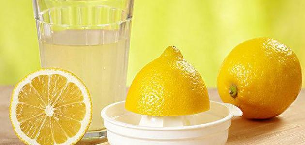 هل الليمون ينقص الوزن