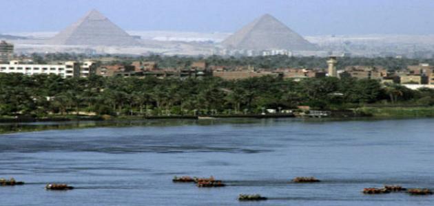 كم يبلغ طول نهر النيل