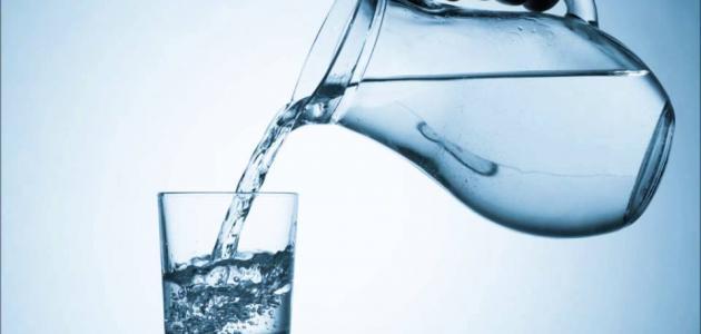 ما فوائد الماء