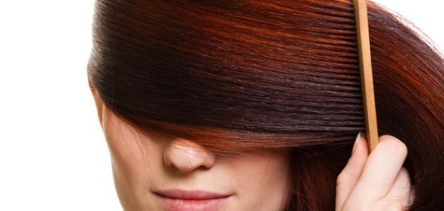 كيف أفتح لون شعري