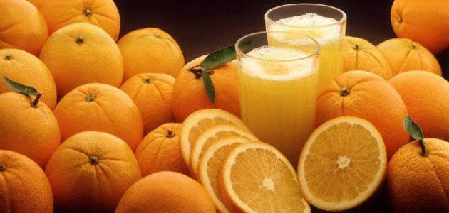 ما هي فوائد البرتقال