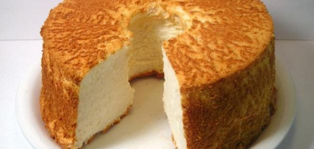 مكونات الكيكة الاسفنجية