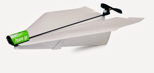 طريقة عمل طائرة ورقية