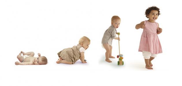 ما هي مراحل النمو عند الأطفال