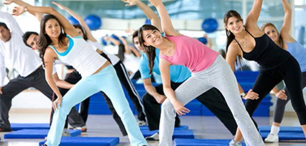 تمارين للياقة البدنية