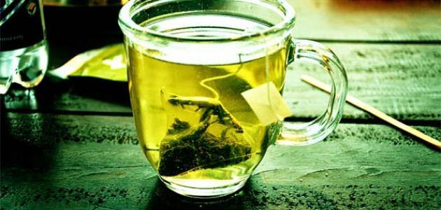 فوائد الشاي الأخضر للتخسيس