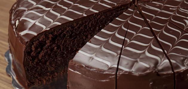 كيفية عمل كيكة الشوكولاتة