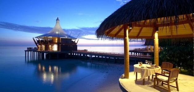 جزر المالديف السياحية