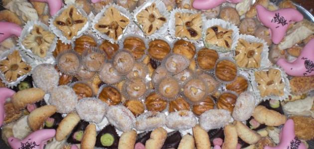 حلويات عيد الاضحى