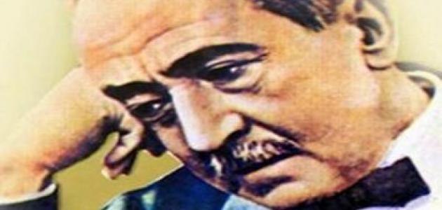 تعريف بأحمد شوقي