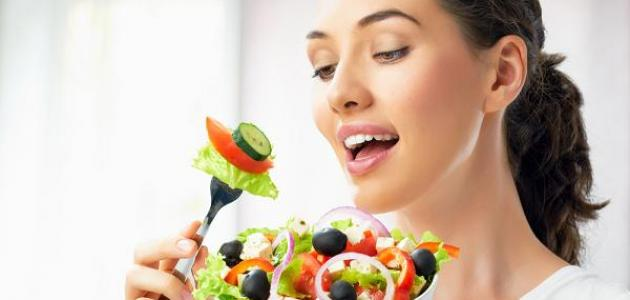 نظام غذائي صحي لزيادة الوزن