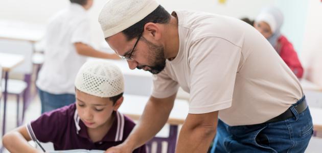 موضوع عن عيد المعلم