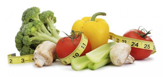أطعمة لتخفيف الوزن