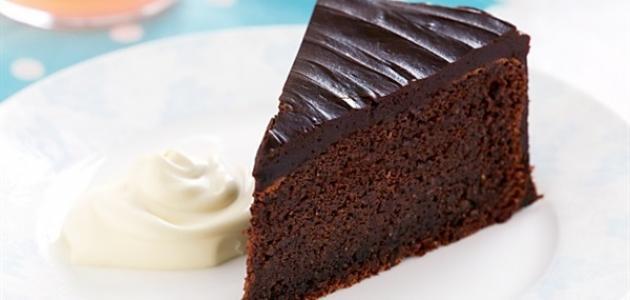 طريقة عمل جاتو الشوكولاتة