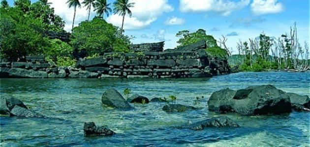 جزر كارولين