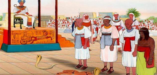 من هو فرعون موسى