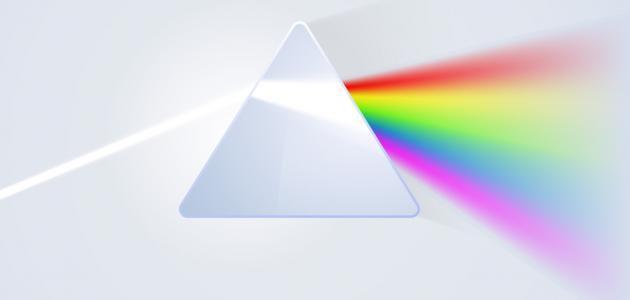 تركيبة الضوء الأبيض