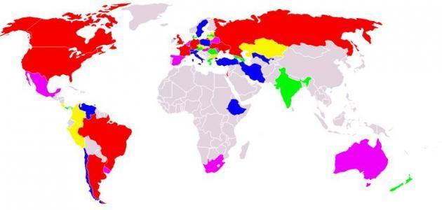 دول حلف الناتو