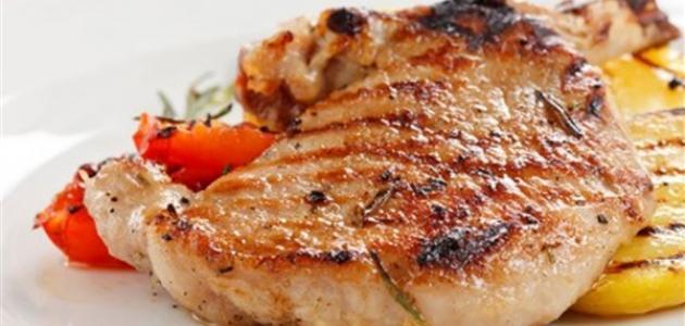 طريقة ومكونات ستيك الدجاج