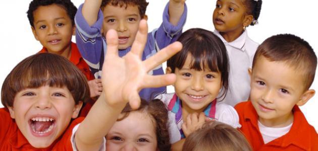 موضوع حول حقوق الطفل