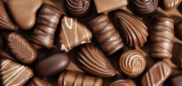 ما فوائد الشوكولاتة