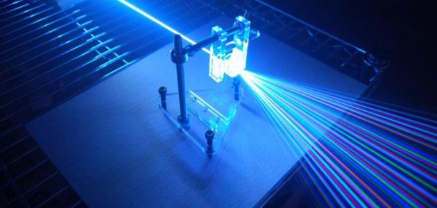 حيود الضوء