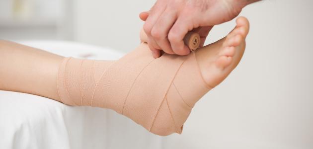 نقص عارية خلفية مشد للركبة 6