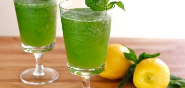 فوائد الليمون بالنعناع
