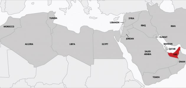 أين تقع دولة قطر