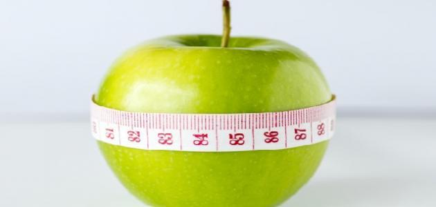 فوائد التفاح الأخضر للتخسيس