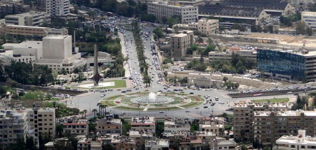 كلمات عن دمشق
