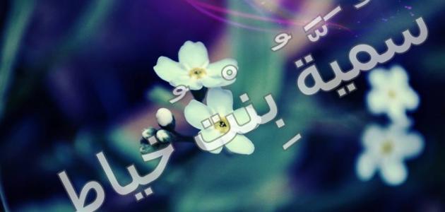من هو أول شهيد فى الإسلام