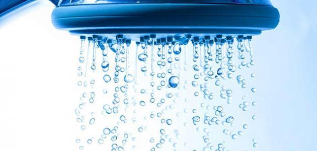 ما فوائد الاستحمام بالماء البارد