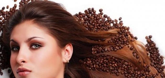 فوائد القهوة للشعر