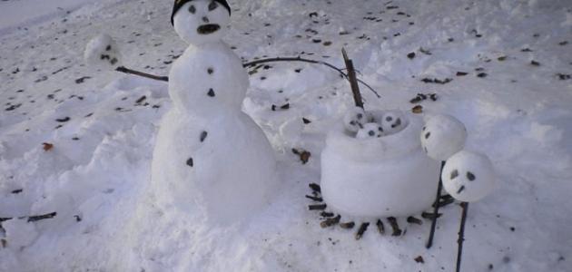 عبارات عن البرد والشتاء