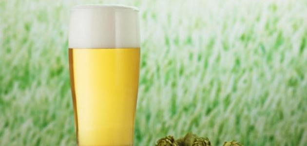 فوائد بيرة الشعير