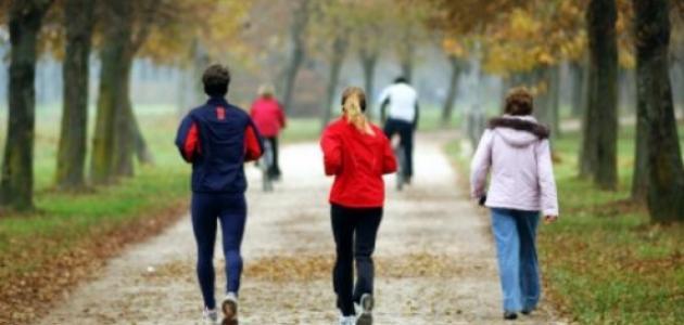 فوائد المشي اليومي