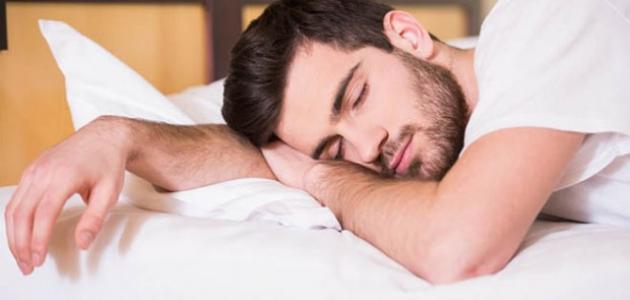 سبب كثرة النوم