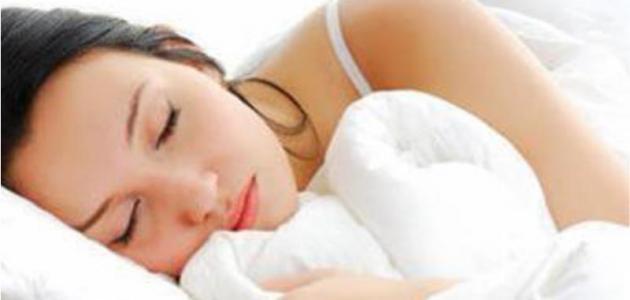 طريقة سهلة للنوم السريع