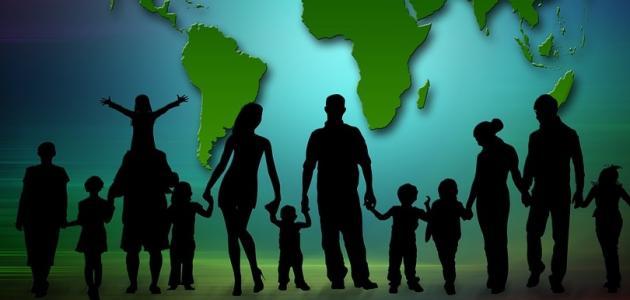 بحث حول حقوق الانسان