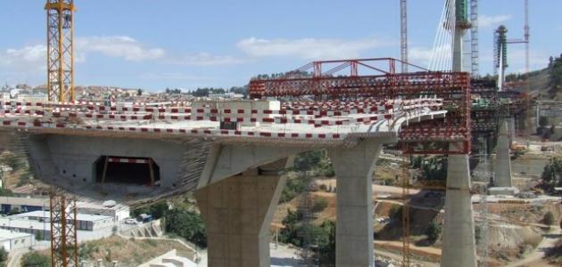 جسر قسنطينة العملاق