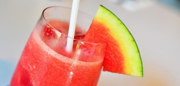 فوائد عصير الحبحب