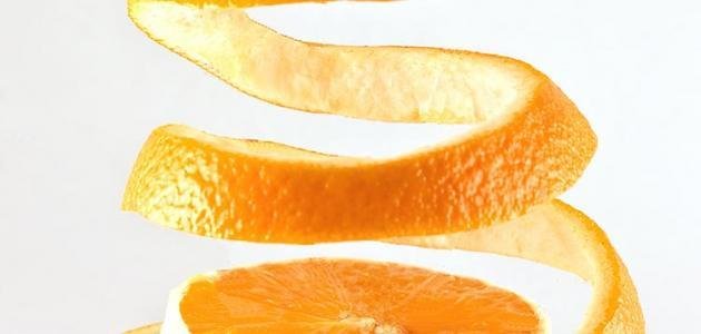 فوائد قشر البرتقال للشعر