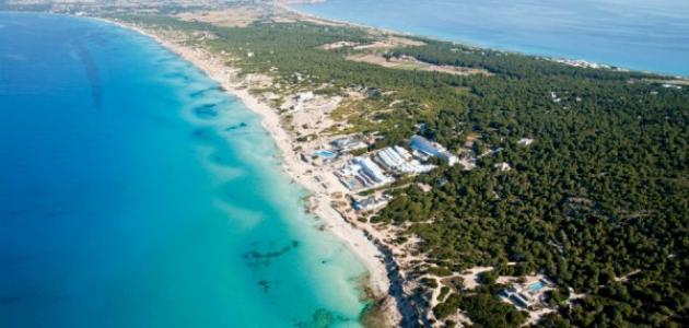 جزر البحر المتوسط